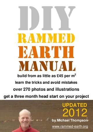 the big rammed earth manual rummed earth pinterest earth rh pinterest com rammed earth manual Straw Bale Construction