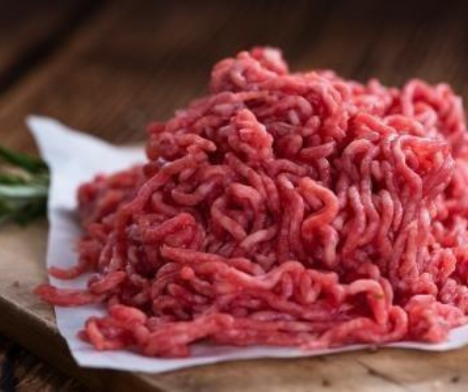 Prime Ground Beef 1 Pound Pack Beef Steak And Seafood Ground Beef