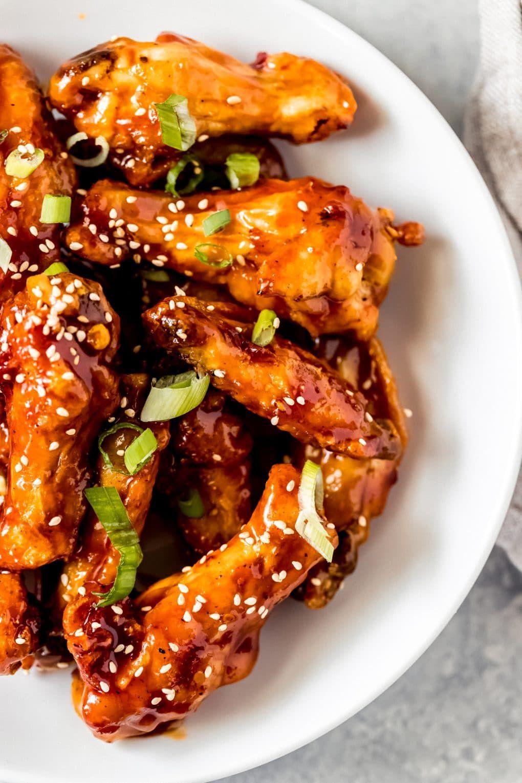 Air fryer general tsos chicken wings recipe in 2020