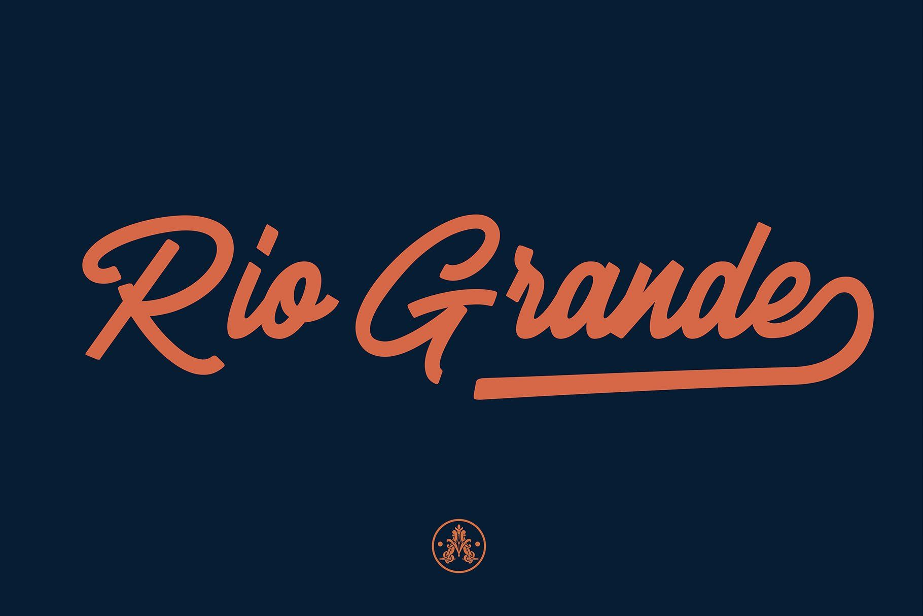 Riogrande Script , #Ad, #full#Riogrande#font#lowercase #Ad
