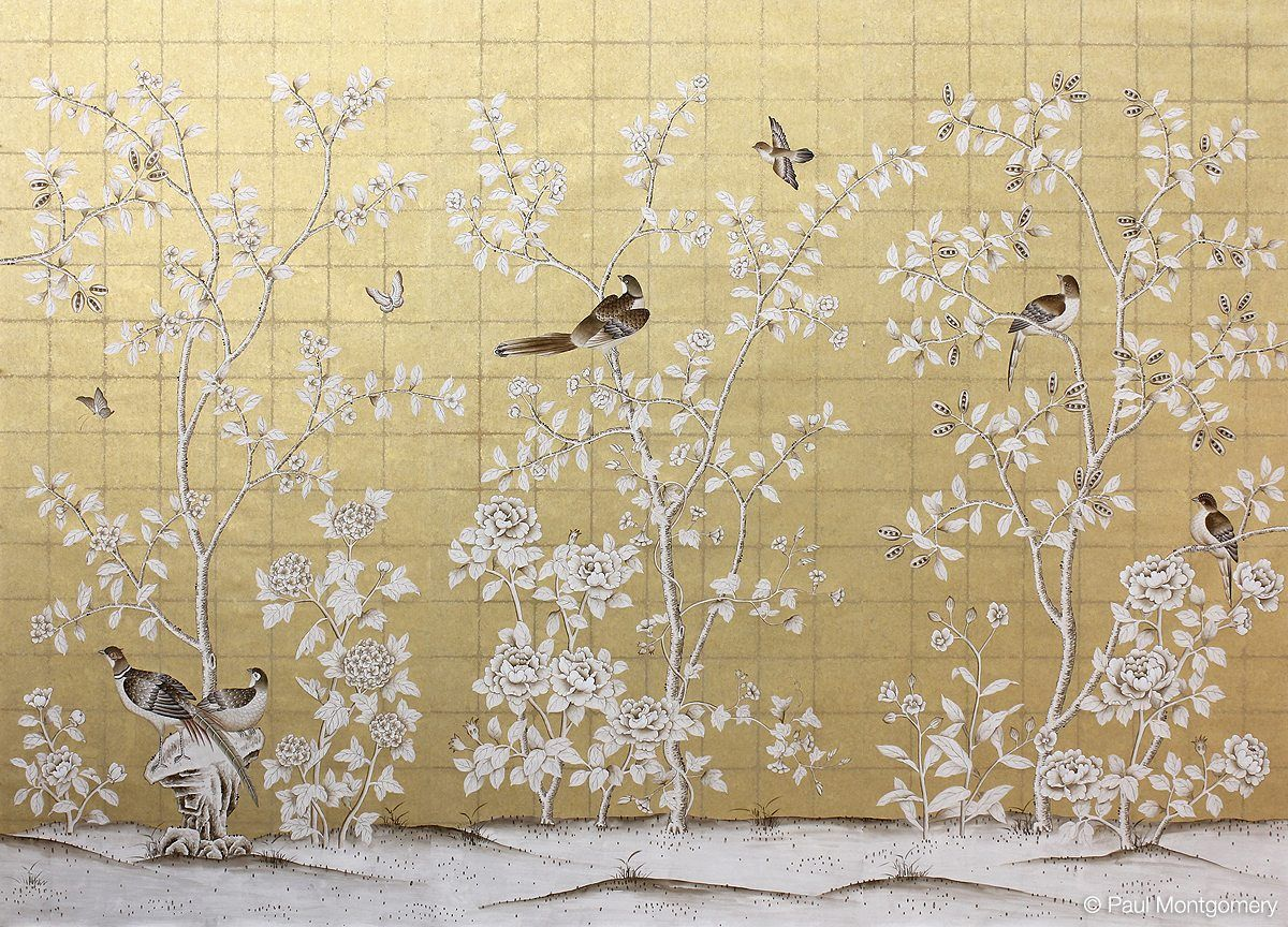 WILMINGTON | Chinoiserie, Wallpaper and Walls