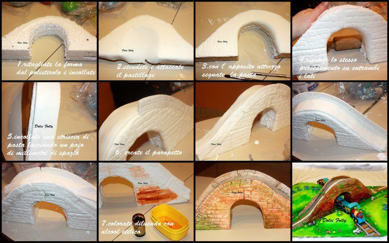 """Bridge Tutorial  seen on FB page of"""" 1000 tutorials and more"""""""