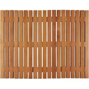 Buy Habitat Papua Wooden Bath Mat At Argos Co Uk Visit Argos Co Uk To Shop Online For Bath Mats Wooden Bath Wood Bath Bath Mat