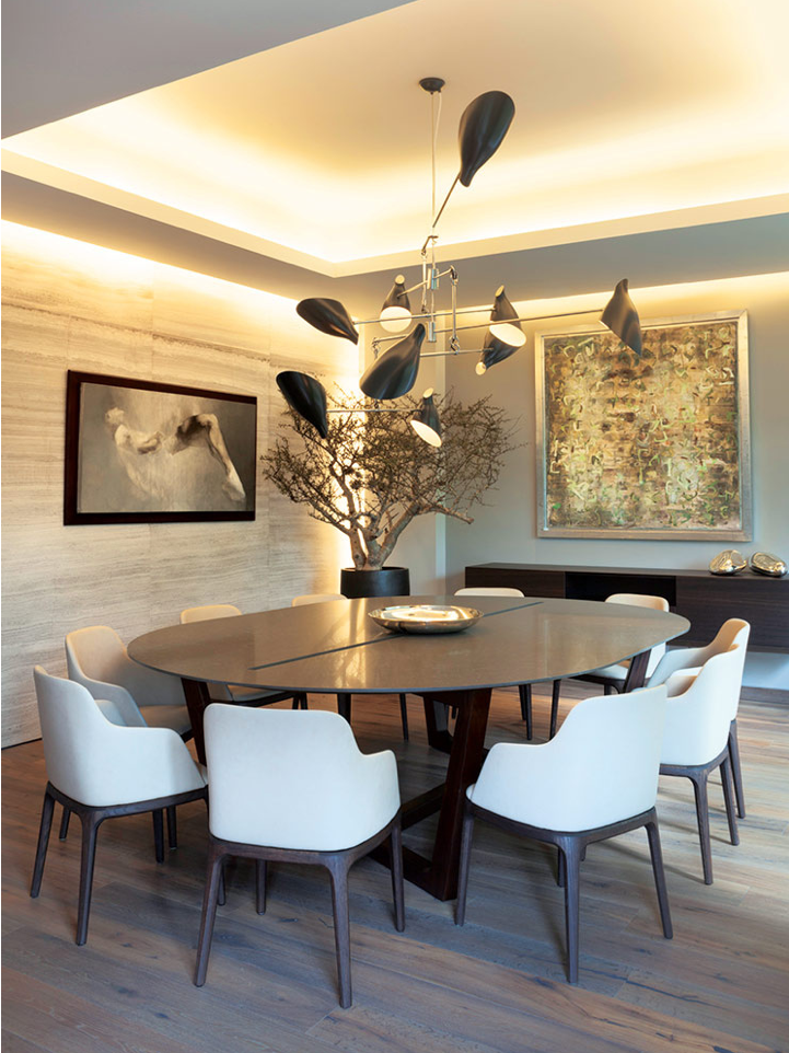 Find here Luxxuu0027s dining room lighting inspirations