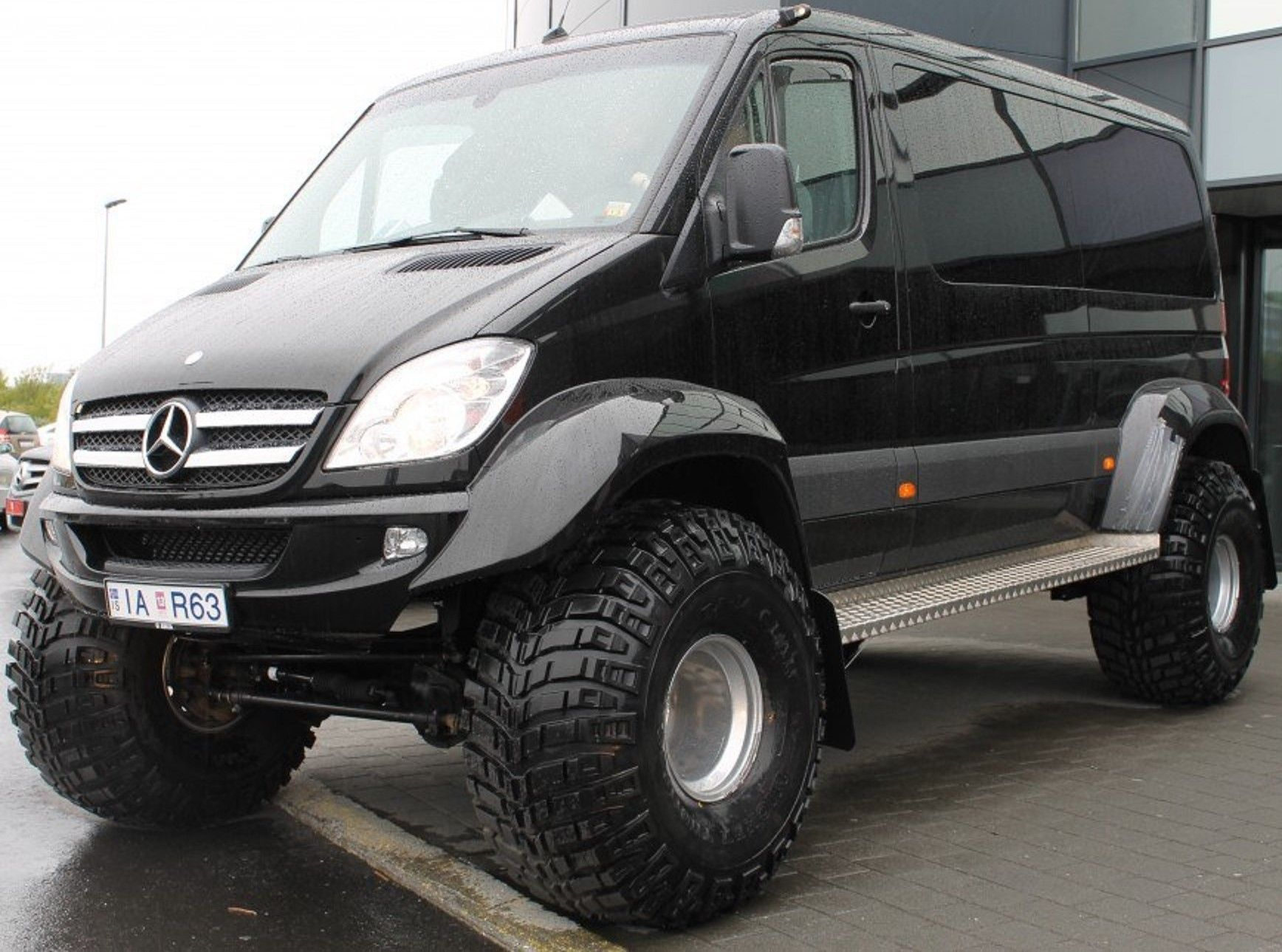 mercedes benz off road 4x4 icelandic sprinter http. Black Bedroom Furniture Sets. Home Design Ideas