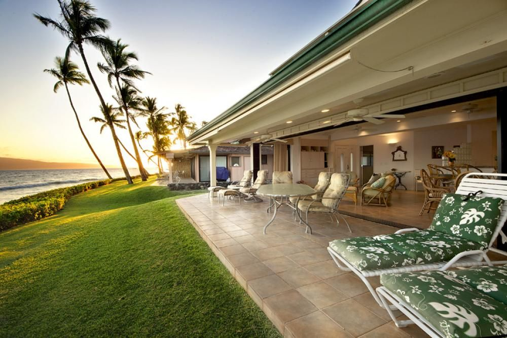 puamana 19 1 www vacation maui com maui oceanfront homes hawaii rh pinterest com