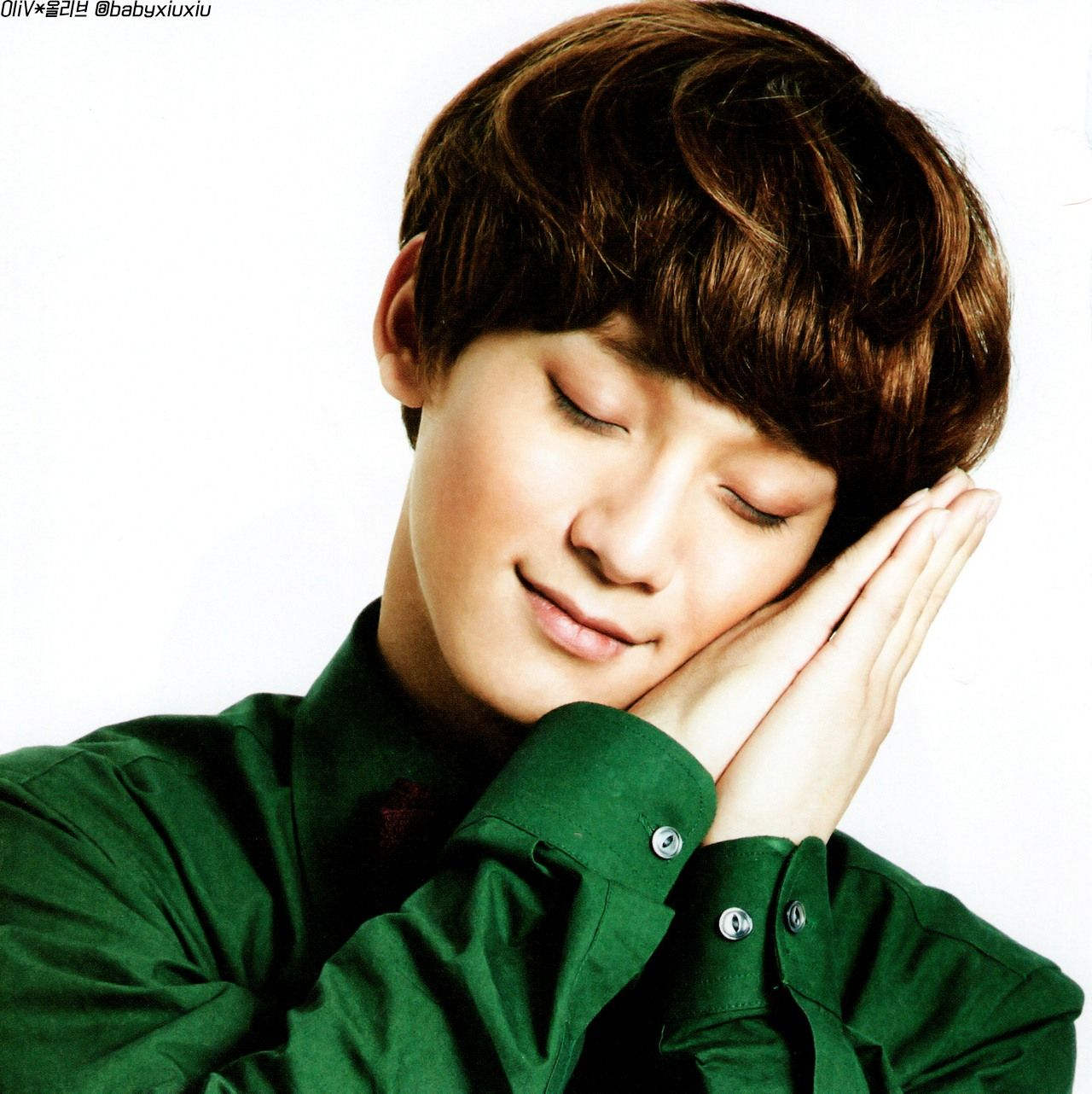 Chen ♡ #EXO // Miracles in December