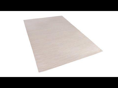Wohnzimmerteppich Beige ~ Teppich beige 160x230 cm baumwolle läufer vorlage