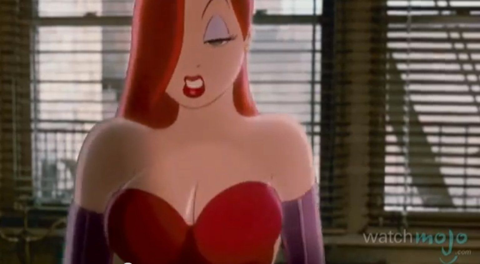 What Did I Just See Funny Video Clips Jessica Rabbit Movie Movies