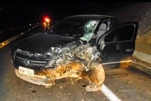 Acidente Fatal na BR 222 em Forquilha - CE | ARACATIAÇU EM AÇÃO