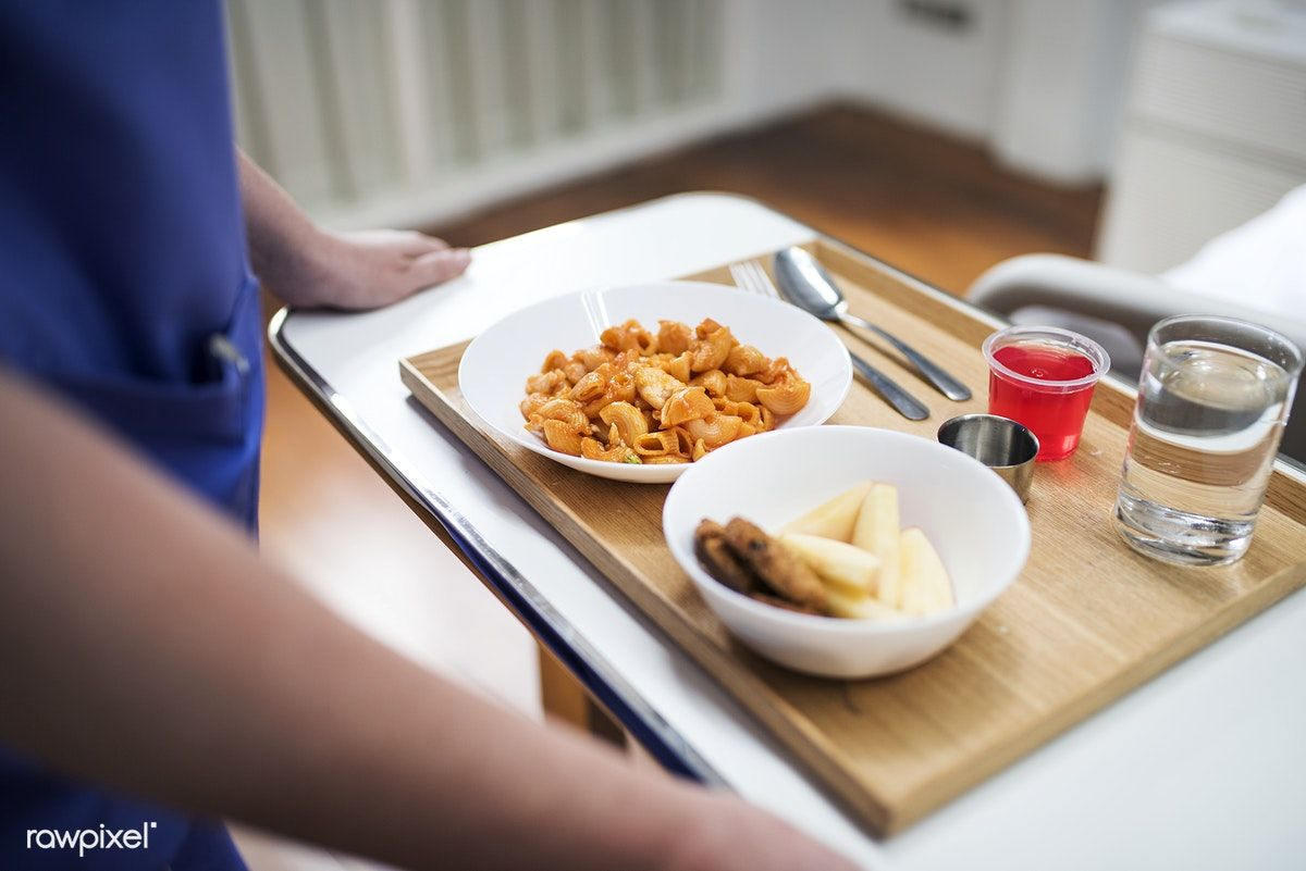 Hospital food free image by in 2020