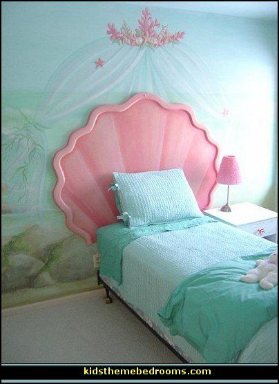 exciting ocean themed bedroom | Decorating theme bedrooms - Maries Manor: underwater ...