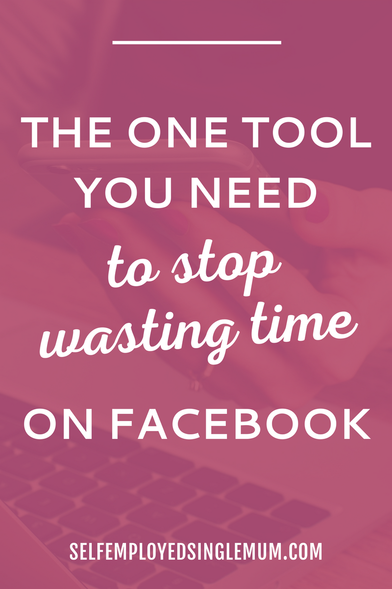 How to Avoid Wasting Time on Facebook foto