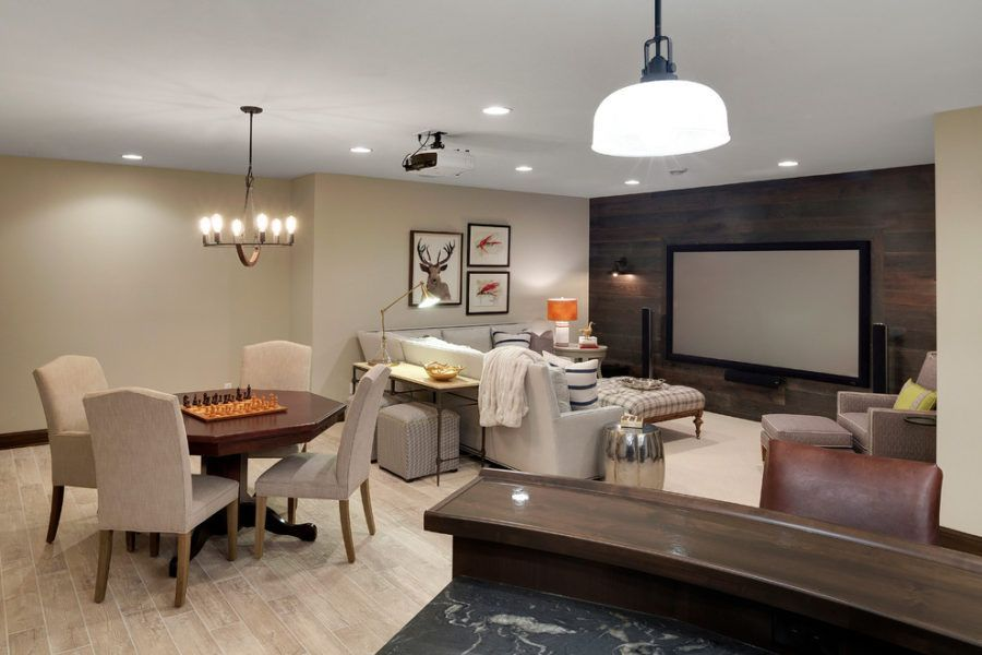 cool basement ideas to inspire your next design project rh pinterest com