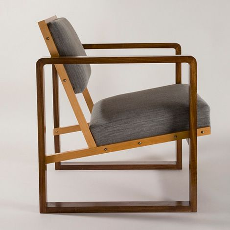 josef albers club chair 1928 bauhaus archiv berlin bauhaus pinterest stuhl m bel und. Black Bedroom Furniture Sets. Home Design Ideas