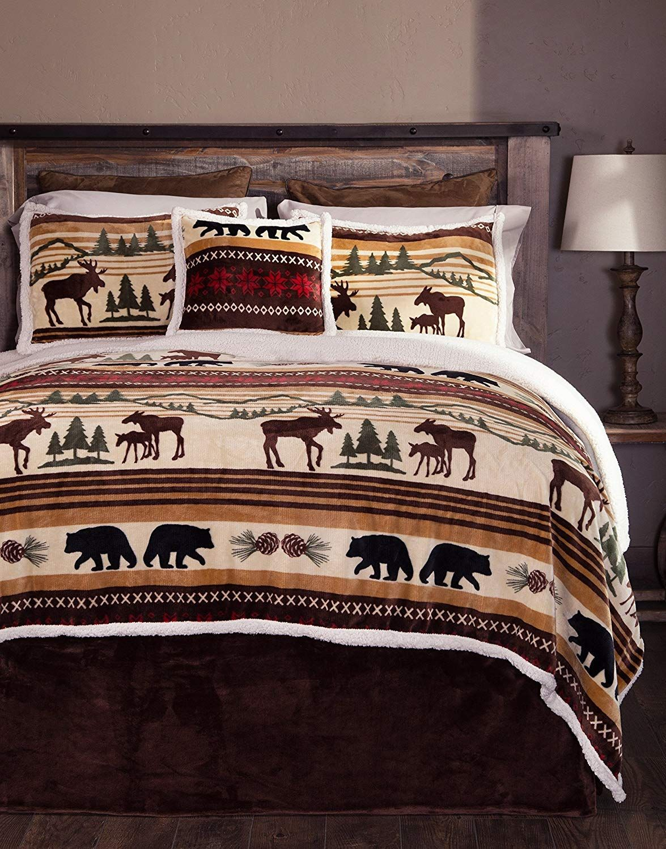 Photo of 100+ Farmhouse Comforters and Rustic Comforters – Farmhouse Goals