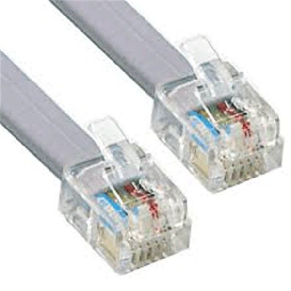 dsl phone cables rj 11 67857 300ft rj11 modular telephone wire rh pinterest com