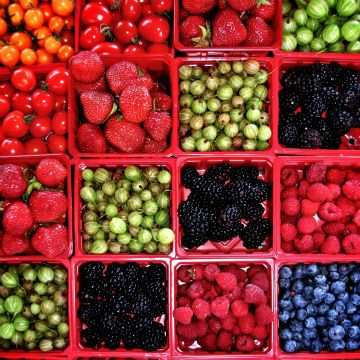 Incorporate these foods in your diet for a brighter, healthier looking complexion.