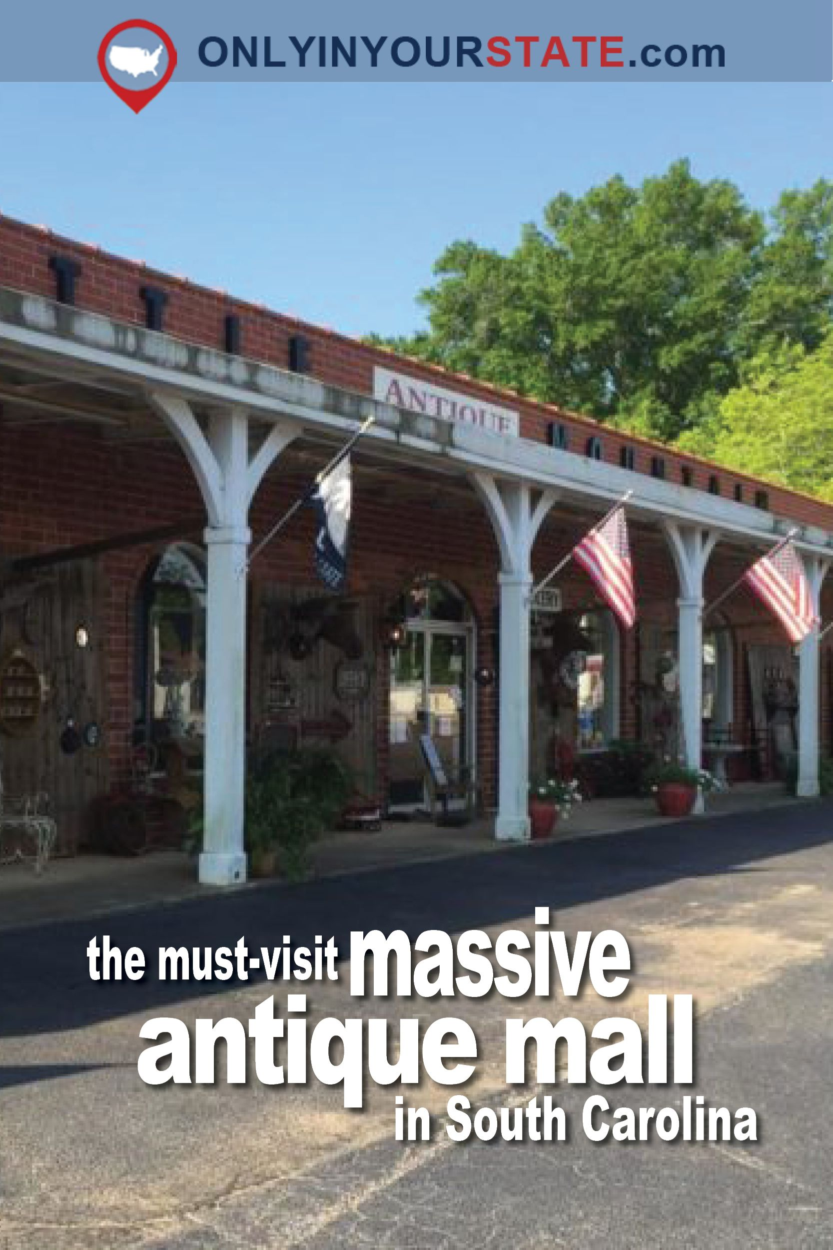 antique stores greenville sc You'll Never Want To Leave This Massive Antique Mall In South  antique stores greenville sc