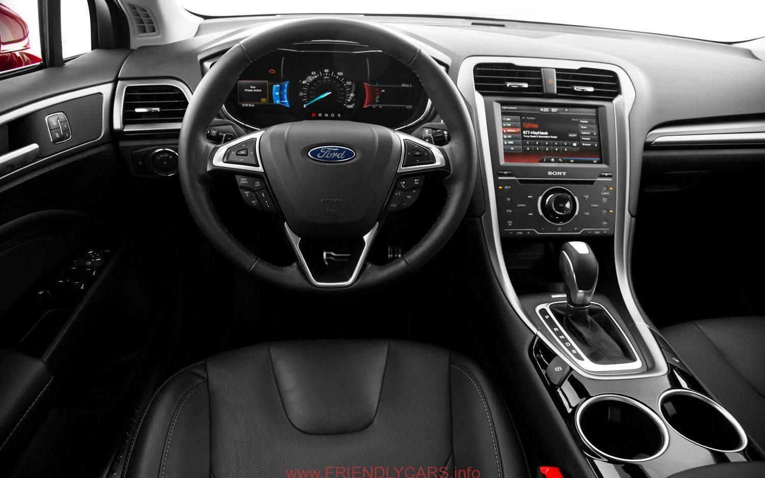 Nice 2012 Ford Fusion Interior Back Seat Car Images Hd 2013 Ford