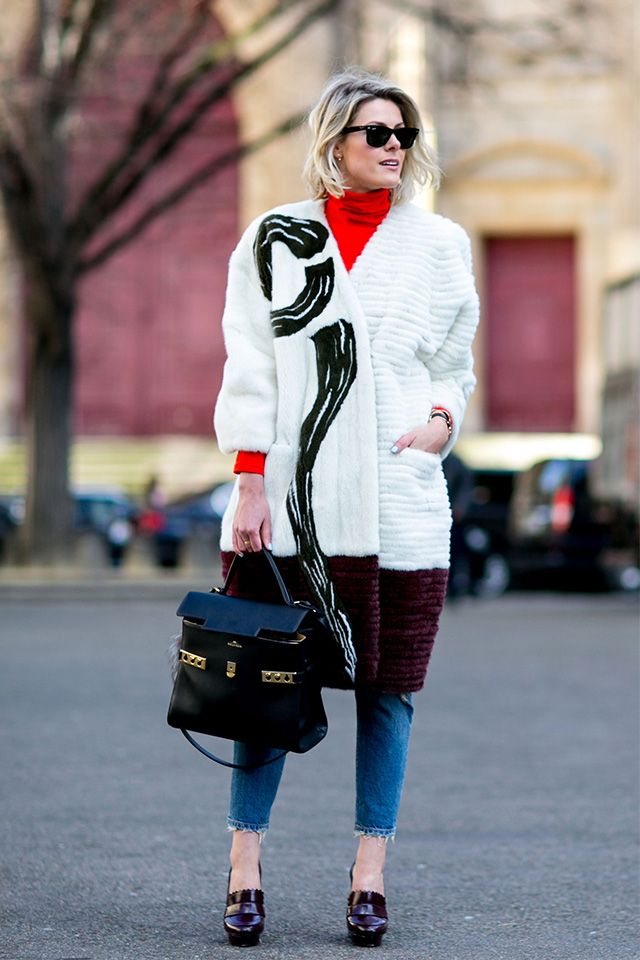 The 12 Best Street Style Looks from Paris Fashion Week