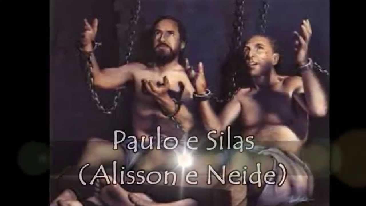 Paulo E Silas Alisson E Neide Legendado Alisson E Neide