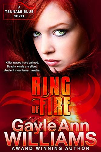 Ring Of Fire A PostApocalyptic, Paranormal Romance (Ts