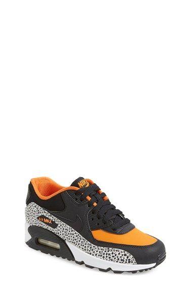 Nike 'Air Max 90 Safari' Sneaker (Big Kid | Nike air max