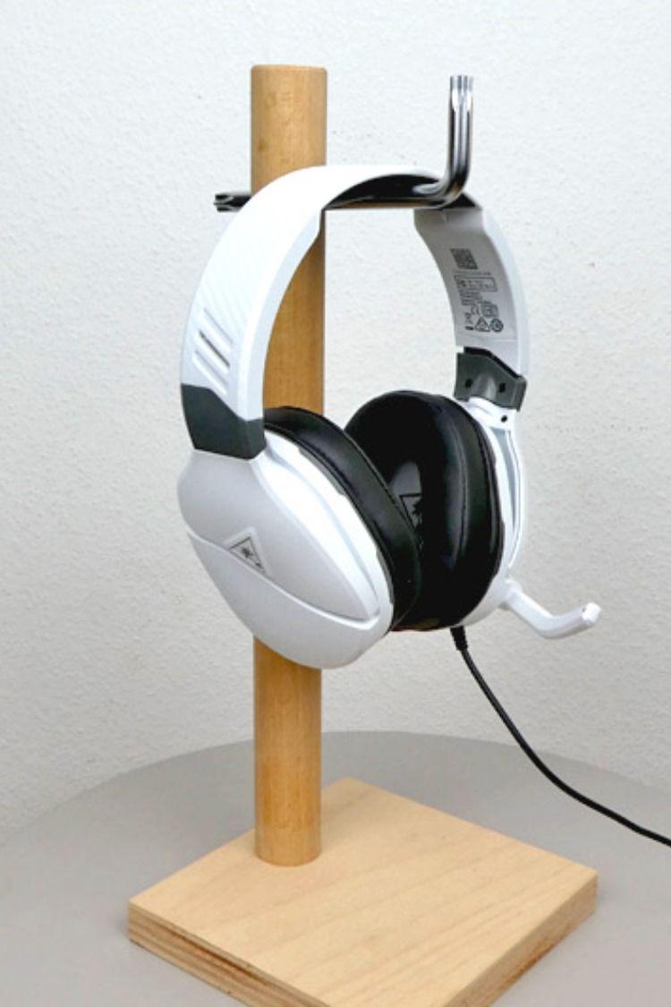 Gamer Diy Headset Halter Do It Yourself Trends Fur Kinder Headset Halter Selber Bauen Halte Durch