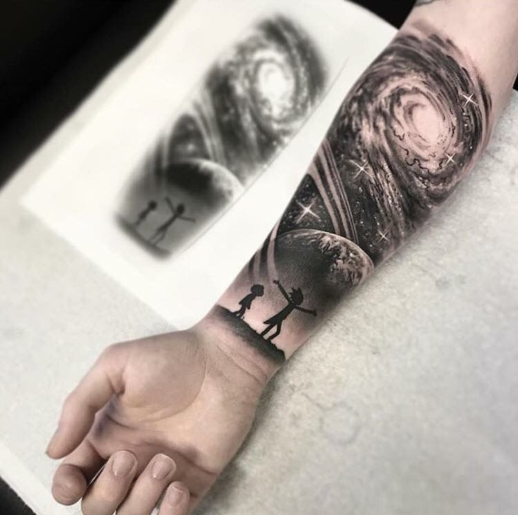 Pin von Austin Modglin auf Tattoo Artwork | Pinterest | Tattoo ideen ...
