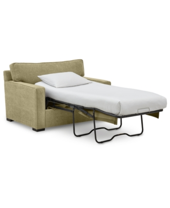 Furniture Radley 54 Fabric Chair Bed Created For Macy S