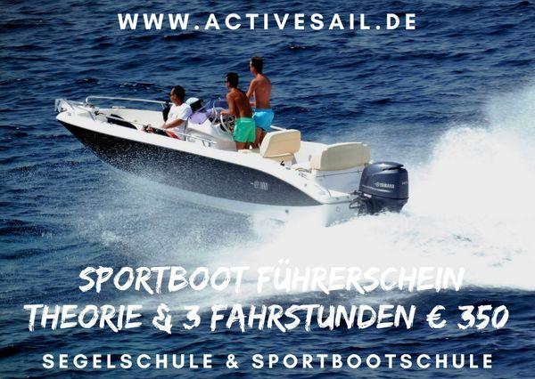 Wochenendkurse Zum Sbf See Binnen Sportbootfuhrerschein See