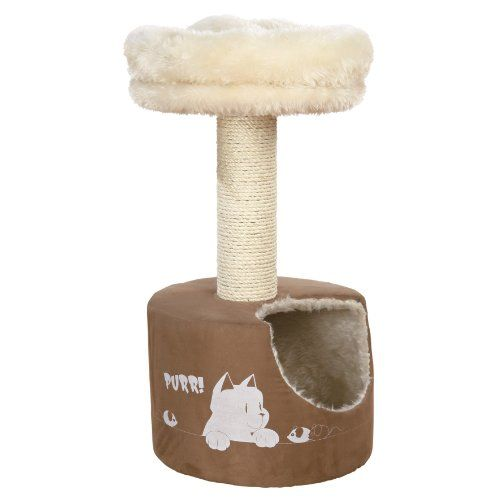 Trixie Pet Products Cat Condo Cat Scratching Post