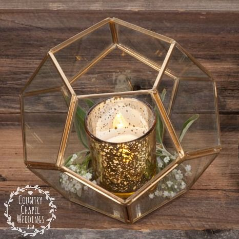 Want Terrariums For Your Wedding You Can Get Geometric Terrariums