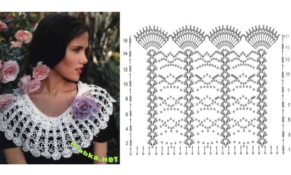 pinterest cuellos tejidos a crochet - Buscar con Google   Zapatitis ...