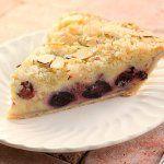 Cherry Cream Pie - Bunny's Warm Oven