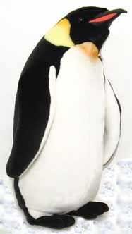Beautiful Large Stuffed Penguin Stuffed Emperor Penguin Is 30 Tall
