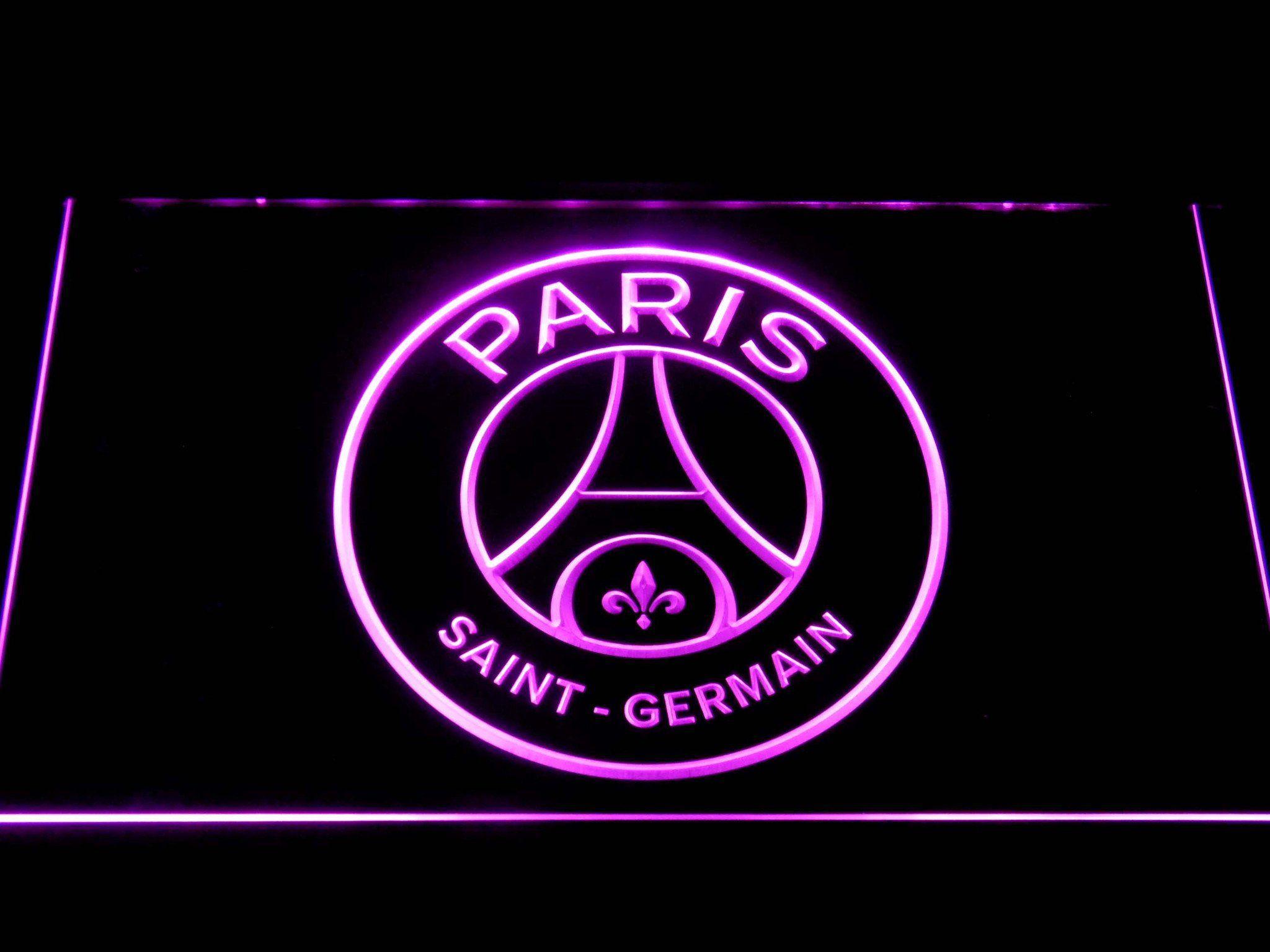 Saint Germain FC Crest LED Neon Sign