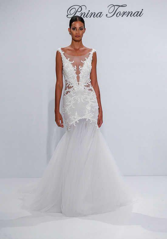 Pnina Tornai for Kleinfeld 4519 Mermaid Wedding Dress | My own say ...