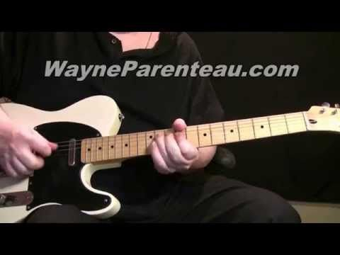 Guitar Boogie Shuffle The Ventures - Guitar Lesson + Backing Track ...