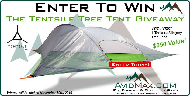 sc 1 st  Pinterest & The Tentsile Tree Tent Giveaway!