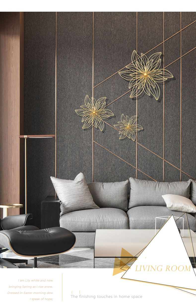 New Chinese Wall Living Room Tv Background Wall Hanging Creative Handmade Wrought Iron Wall Decor Modern Wall Paneling Wall Panel Design Decorative Wall Panels