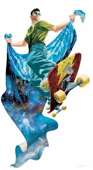 Tim Hunter (Books of Magic) by Duncan Fegredo