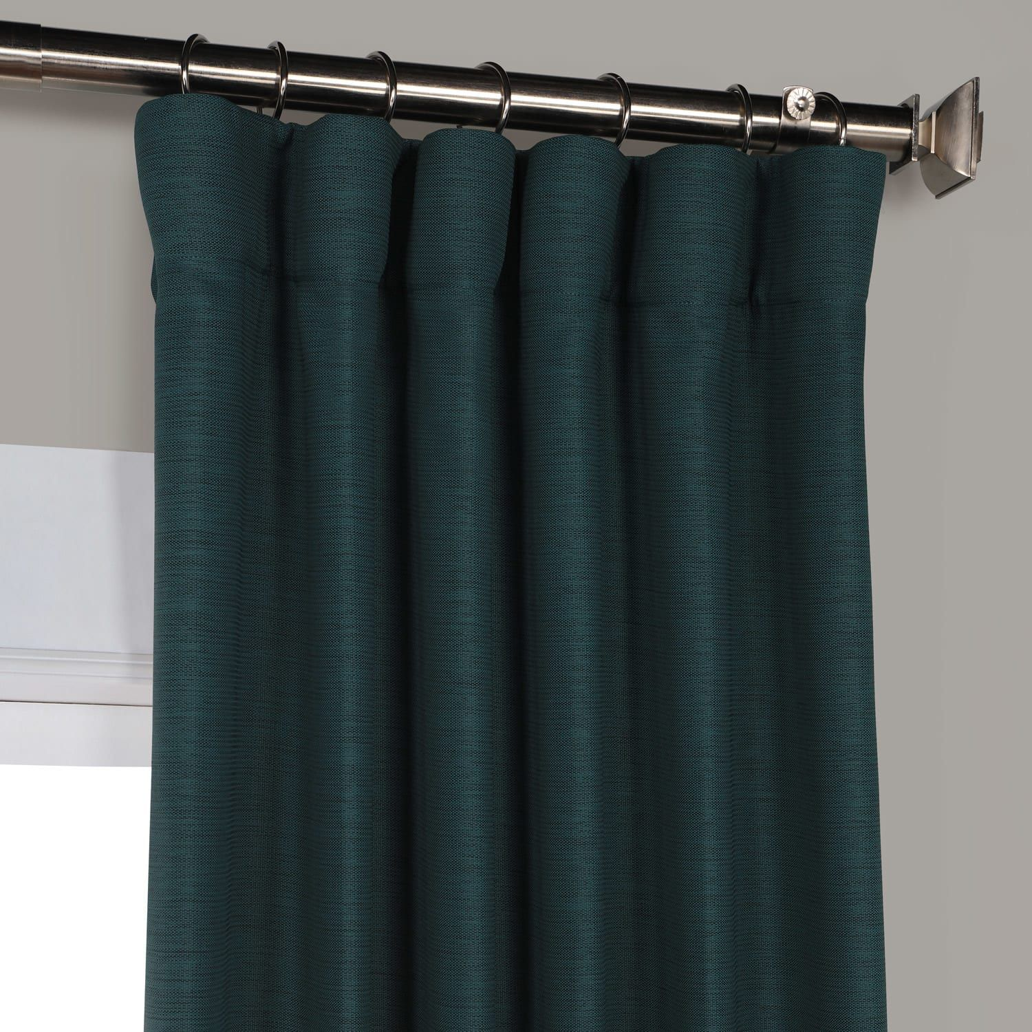 Teal Blackout Curtains Bayberry Teal Bellino Blackout Curtain Bellino Textured