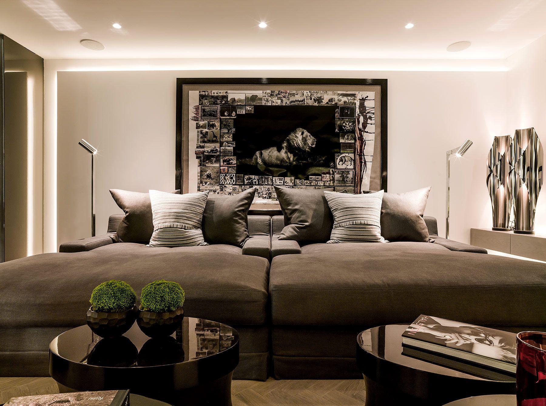 Hogar londinense de Kelly Hoppen Beautiful HomesKelly