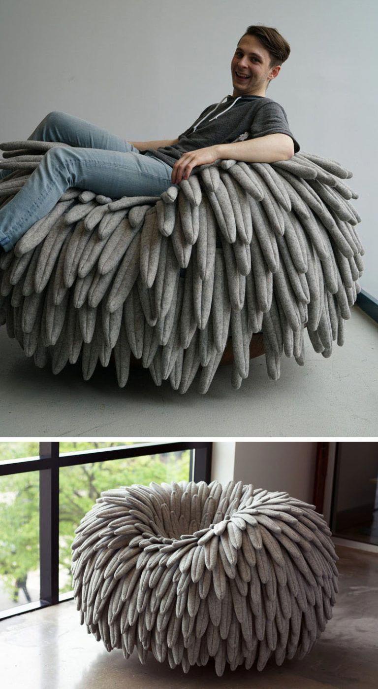 Comfy Weird Chairs 8