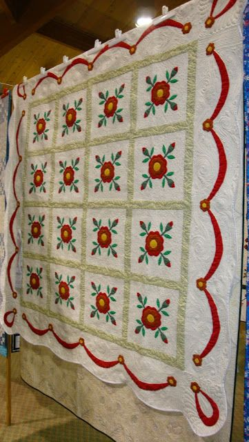 FABRIC THERAPY: Sauder Village Quilt Show: Part Four ... : sauder village quilt show - Adamdwight.com