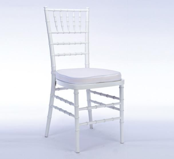 Red Orange Yellow Turquoise Accent Chair: Chiavari White Chair (With Images)