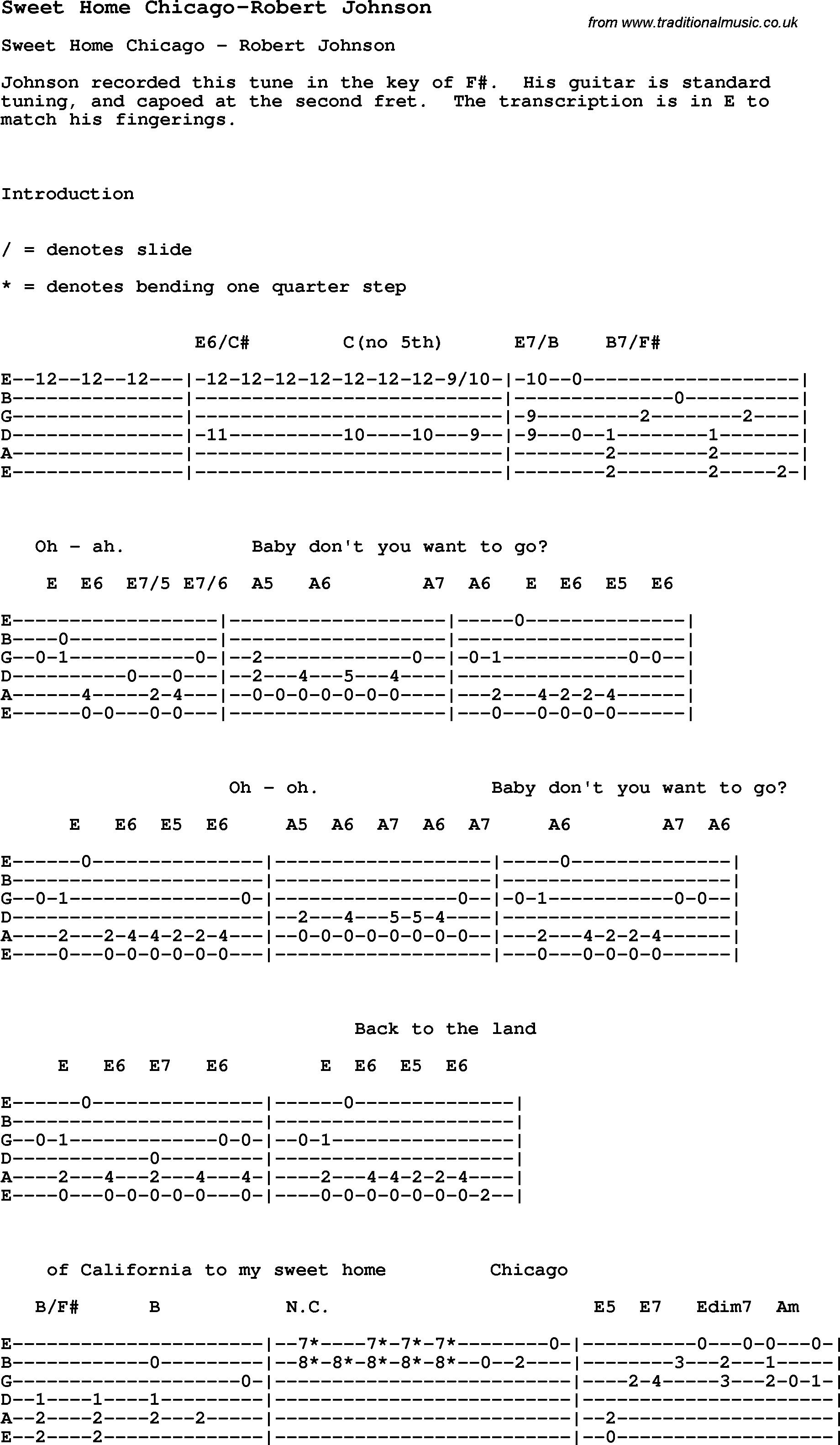 Image Result For Sweet Home Chicago Chords Guitar Pinterest