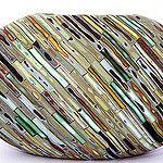 Bambus im Wind (Vase) por beadingvera - Schmuck Ideen Gestaltung